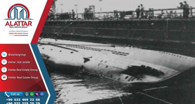 العثور على غواصة ألمانية تعود إلى فترة الحرب العالمية الثانية قبالة سواحل مدينة إسطنبول