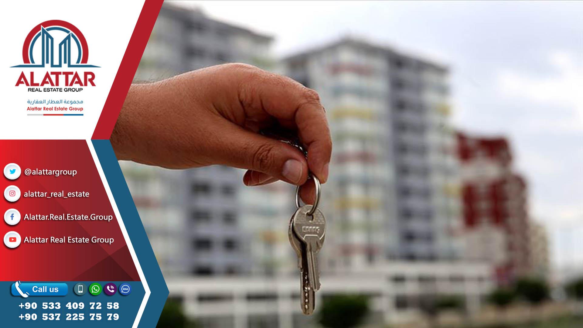 الأجانب يشترون قرابة 4 آلاف شقة سكنية في تركيا خلال نوفمبر الماضي