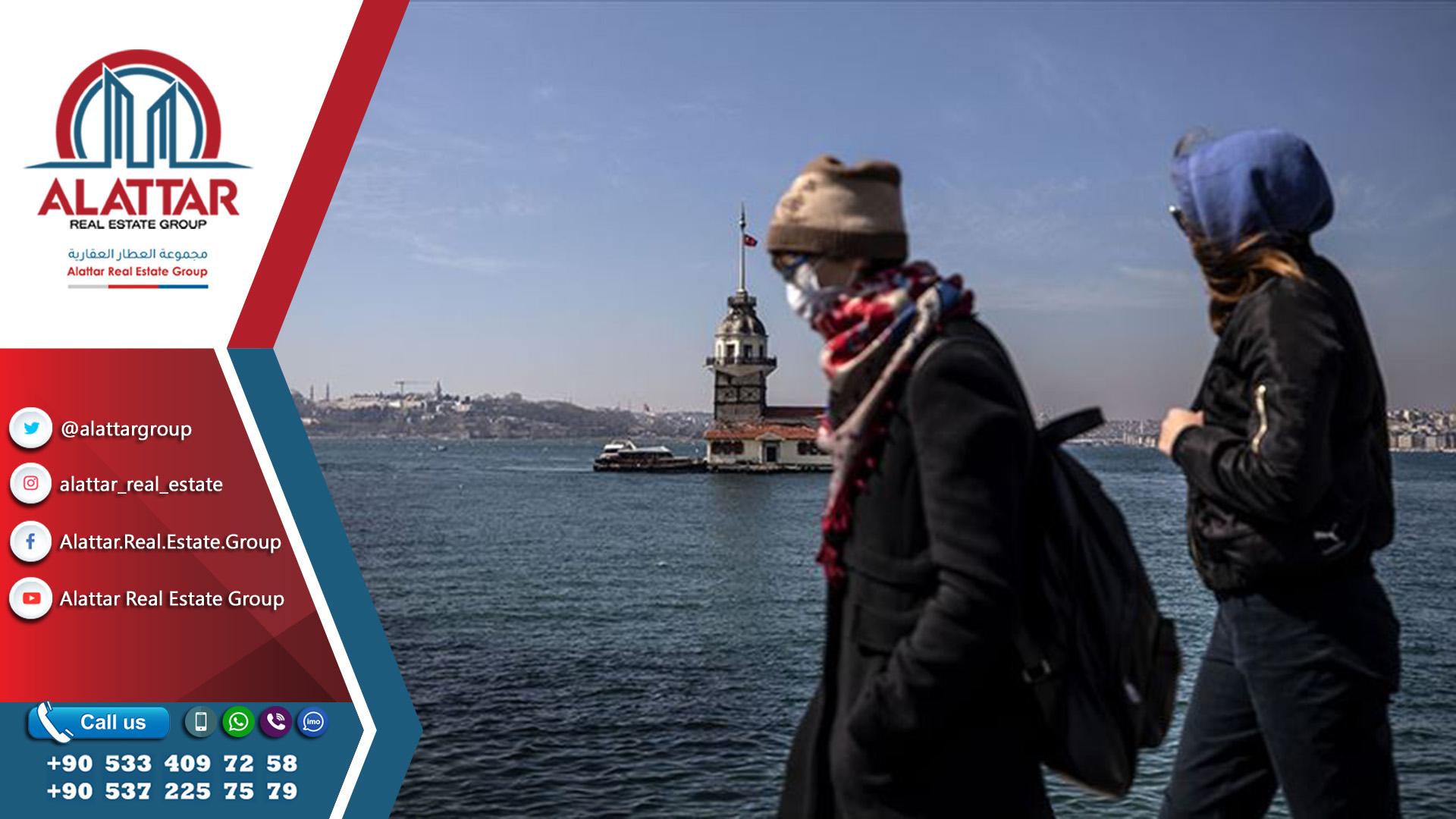 تركيا توزّع الكمامات الطبية على مواطنيها تصلهم بالبريد بالمجّان