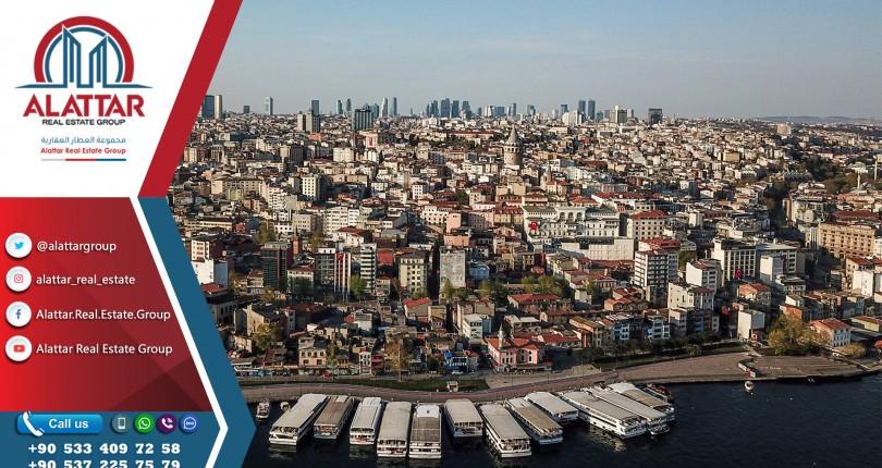 تركيا .. مبيعات العقارات عبر الإنترنت للأجانب تجاوزت 100 مليون ليرة تركية